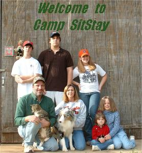 Pet Boarding Perry Ag Center